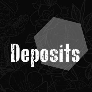 Tattoo Deposits