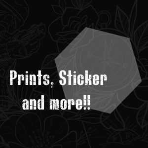 Prints Stickers and More
